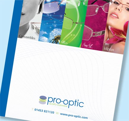 Color catalogue printing in Stroud